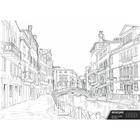 Фотообои К-080 «Венеция» (16 листов), 360 × 240 см