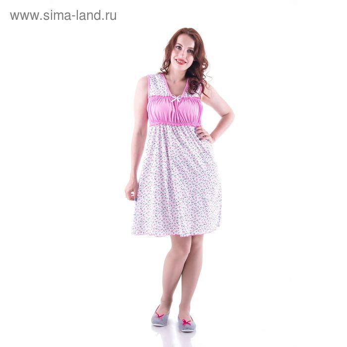 Сорочка женская  сн9 МИКС, р-р 48