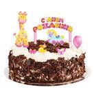 """Набор для украшения торта """"С Днём Рождения!"""""""