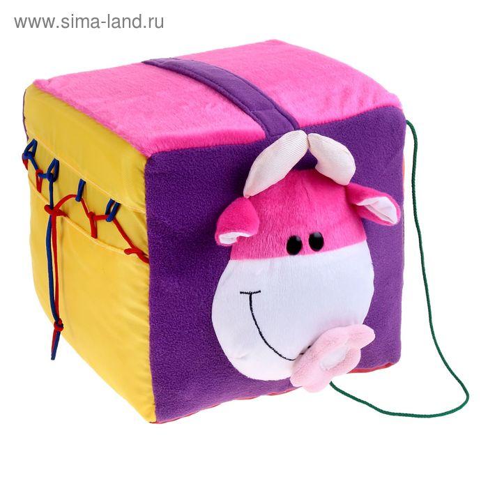 Мягкая игрушка «Пуфик «Корова»