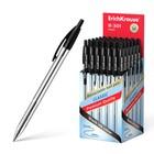 Ручка шариковая автомат Erich Krause R-301 MATIC стержень черный 1.0 мм EK 38510