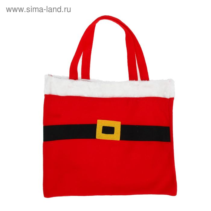 "Подарочная сумка ""Дед Мороз"", 2500 г"