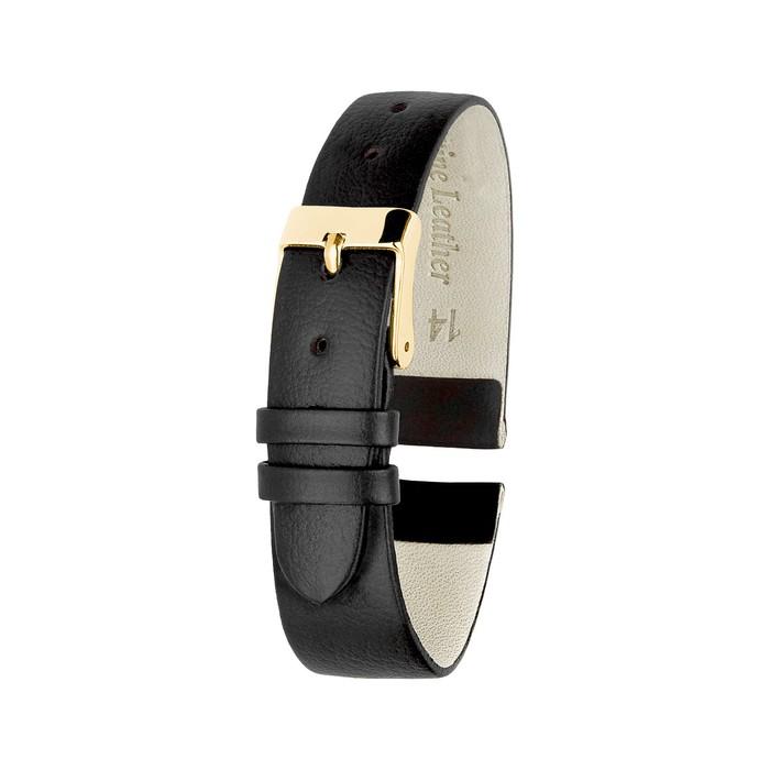 Ремень кожаный женский, присоед. р-р 14 мм, микс