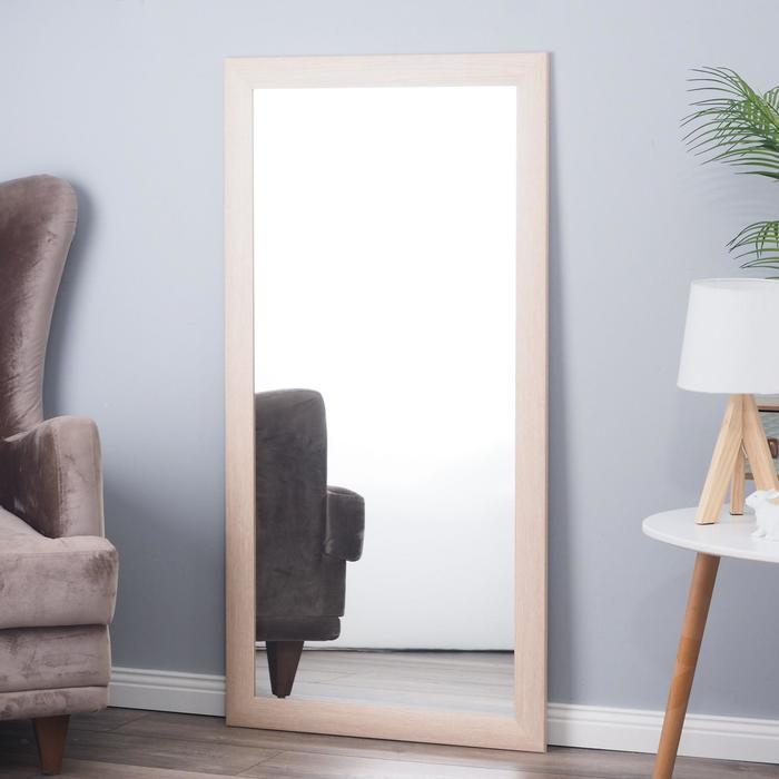 "Зеркало настенное в раме ""Дуб"" 60х120 см"