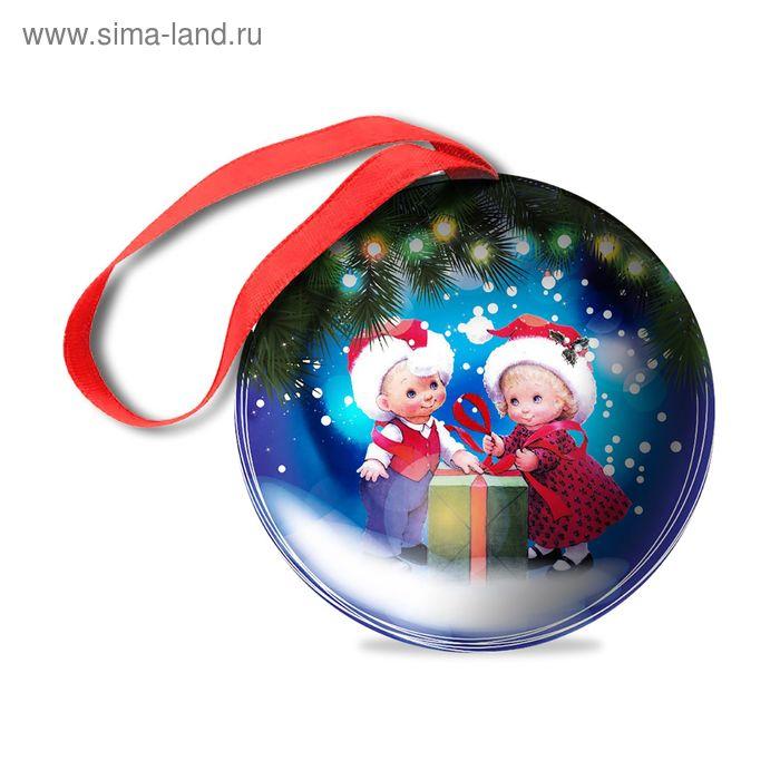 """Подарочная банка """"Долгожданный подарок"""", шар, 10.8 см"""