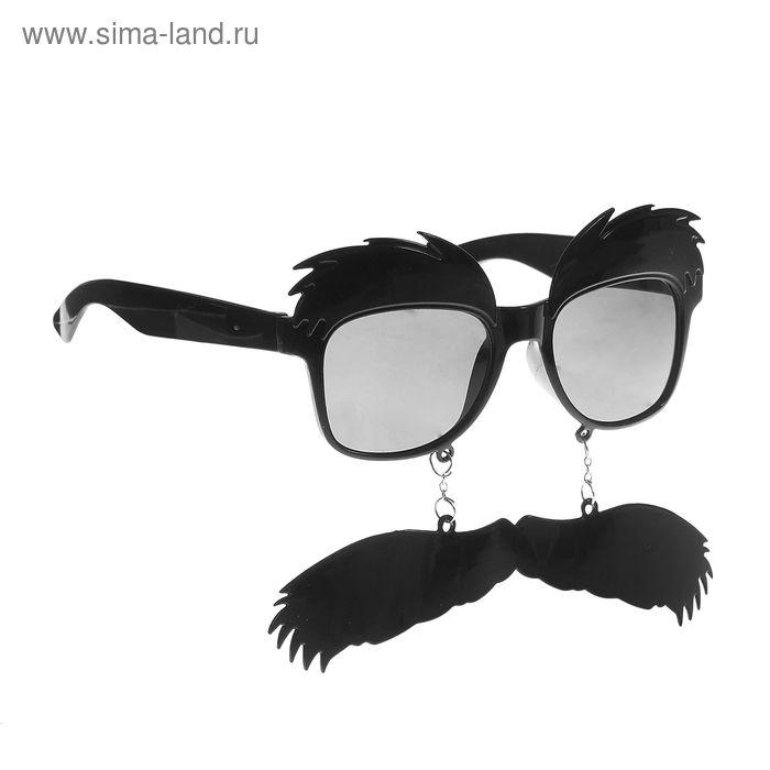 """Карнавальные очки """"Мужик"""""""