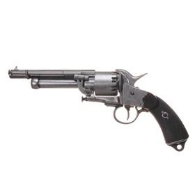 Макет пистолета Конфедерации времен гражданской войны LeMat, США, 1855 г Ош