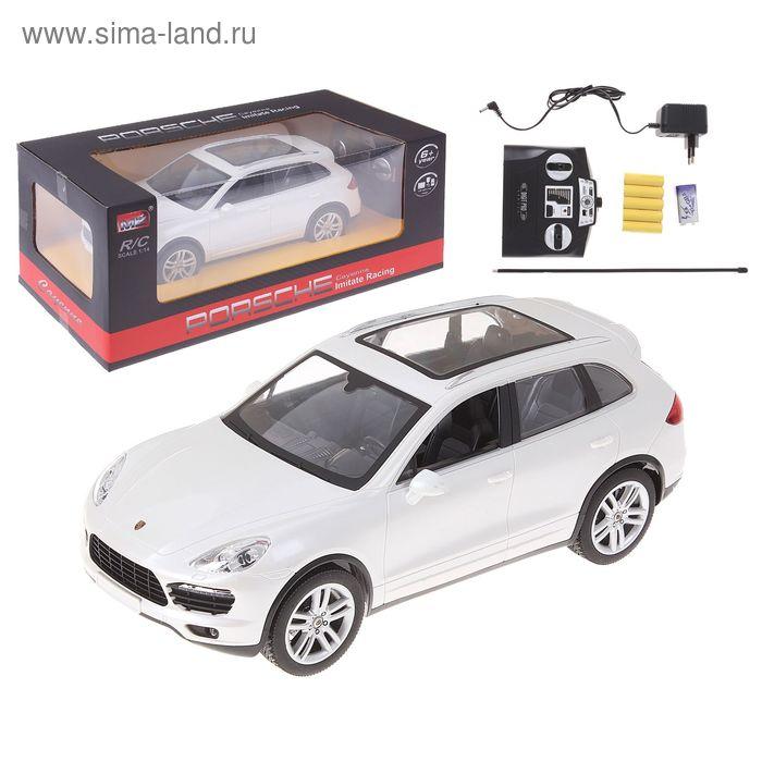 Машина на радиоуправлении Porsche Cayenne, масштаб 1:14, МИКС
