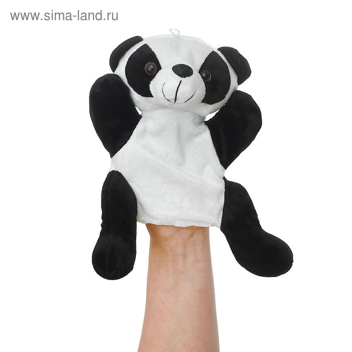 """Мягкая игрушка на руку """"Панда"""", болтаются лапки"""