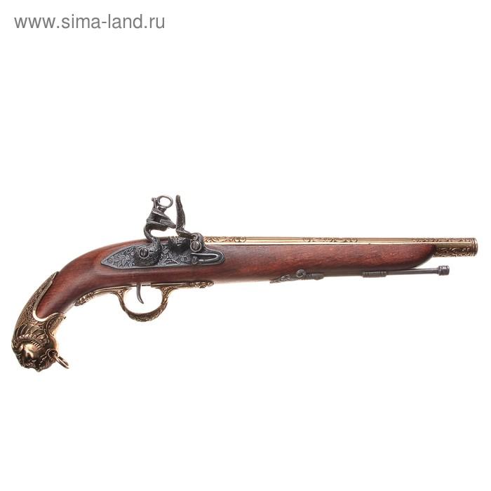 Макет кремниевого пистолета Германия, XVIII век