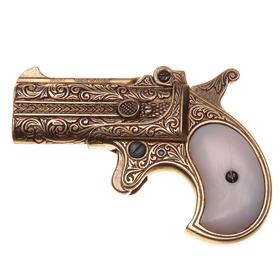 Макет пистолета Дерринджера, 41 мм, США, 1866 г Ош