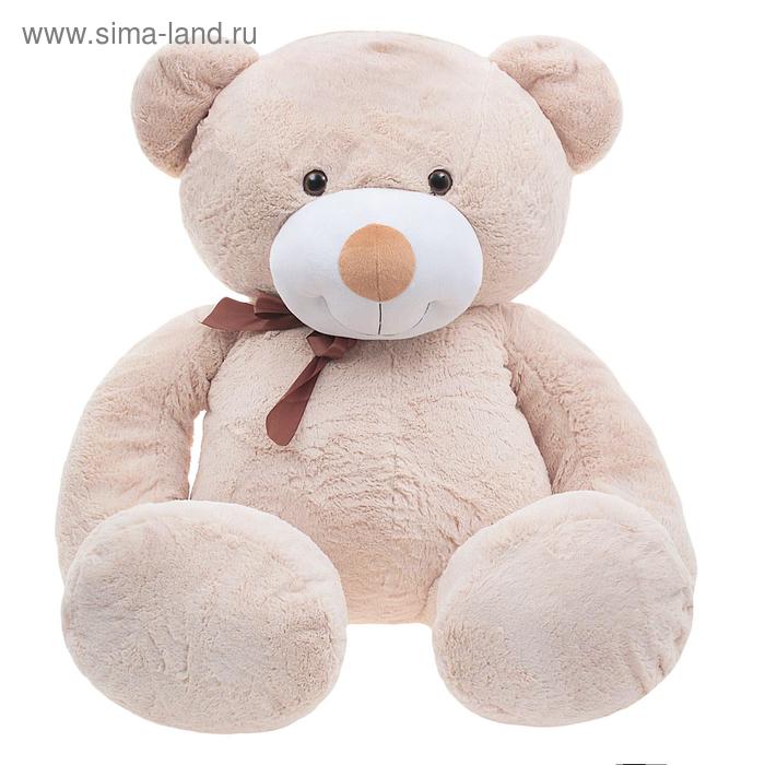 """Мягкая игрушка """"Медведь Мишутка"""", цвет бежевый"""