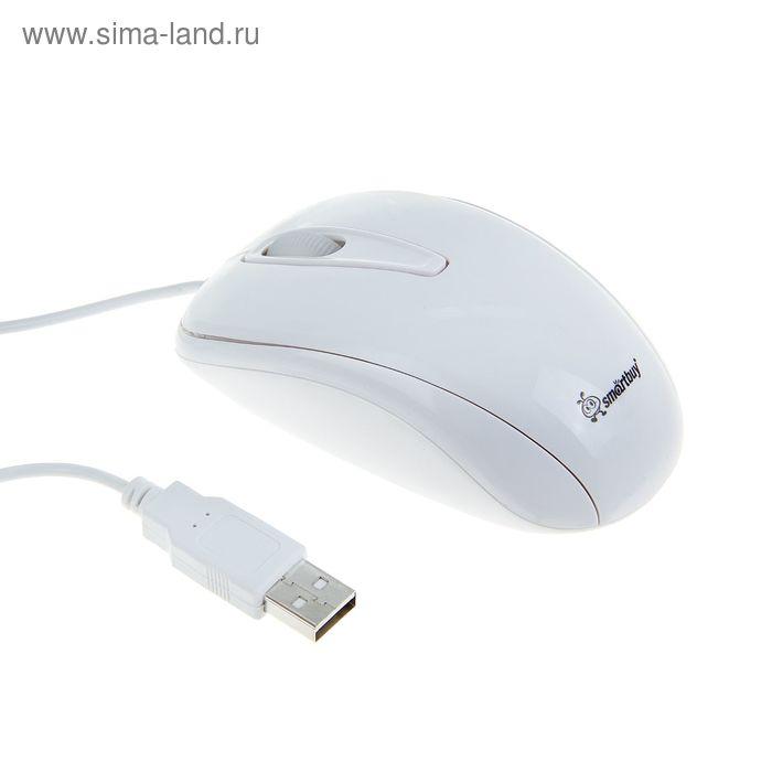 Мышь Smartbuy 310, белая