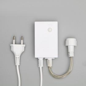 """Контроллер для гирлянд УМС """"Световой дождь"""", до 4000 LED, Н.Б. 5W, 8 режимов"""