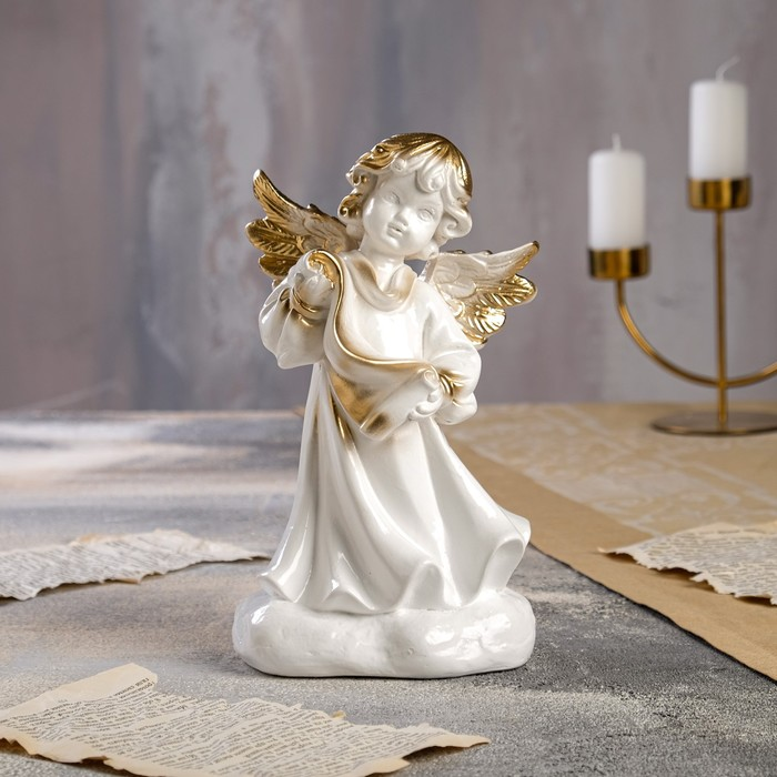 "Статуэтка ""Ангел со свитком"""