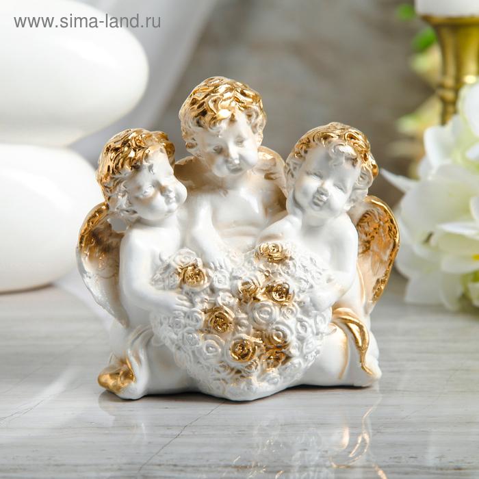 "Статуэтка ""Ангелы с венком"" малая"