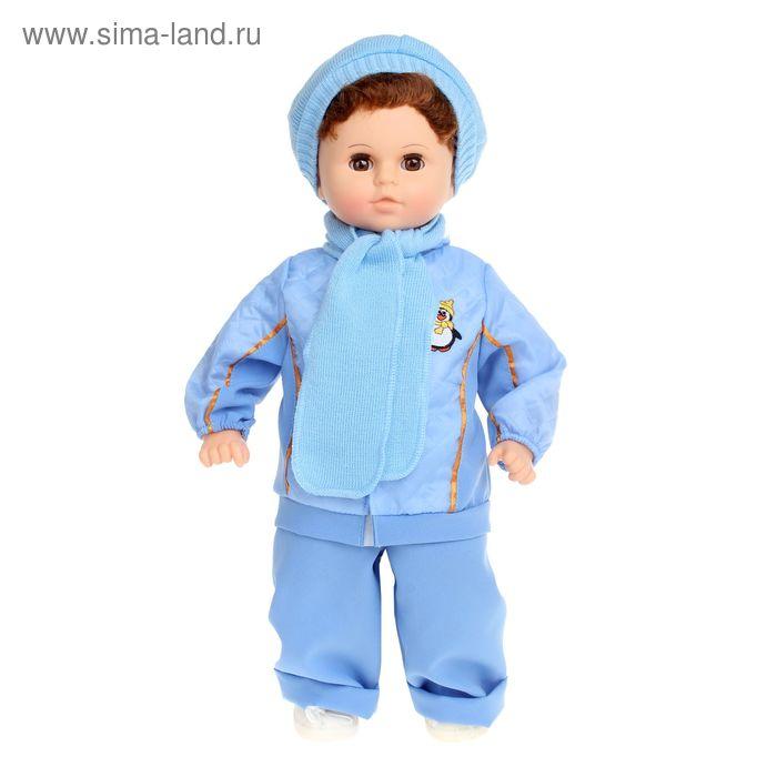 "Кукла мягконабивная ""Артёмка 5"" со звуковым устройством"