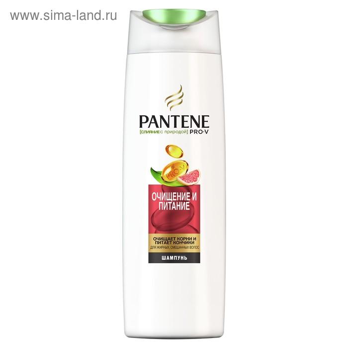 Шампунь Pantene Pro-V: Слияние с природой, 250 мл