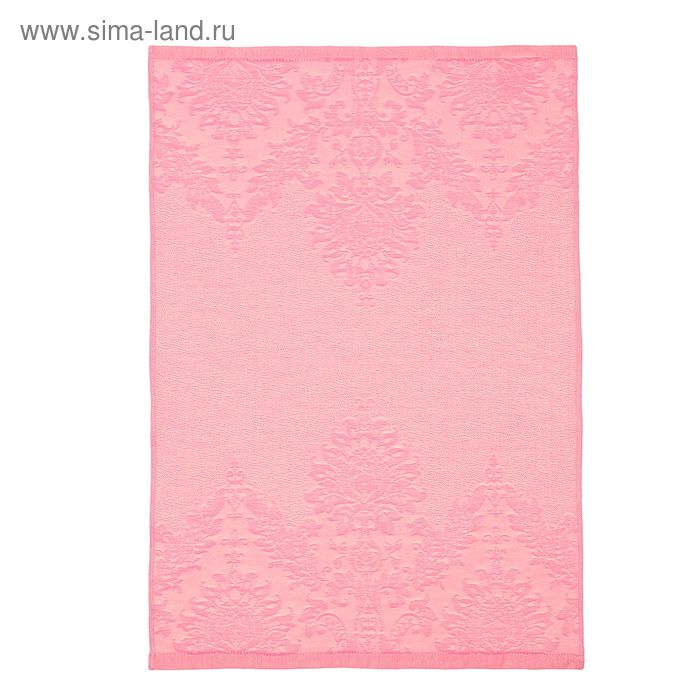 Полотенце жаккард Classico роз ПД-574-2133 50*70см, 100% хл 184 гр/м