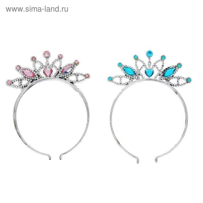 "Корона ""Принцесса"", цвета МИКС"