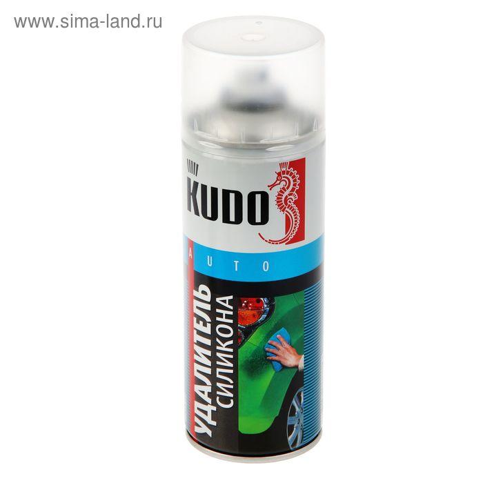 Удалитель силикона Kudo 0,52л