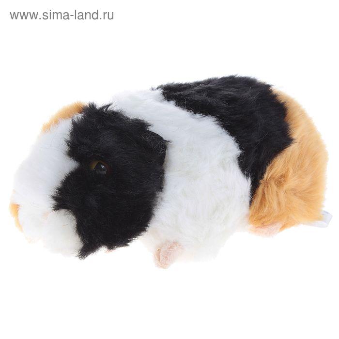 Музыкальная мягкая игрушка «Морская свинка»