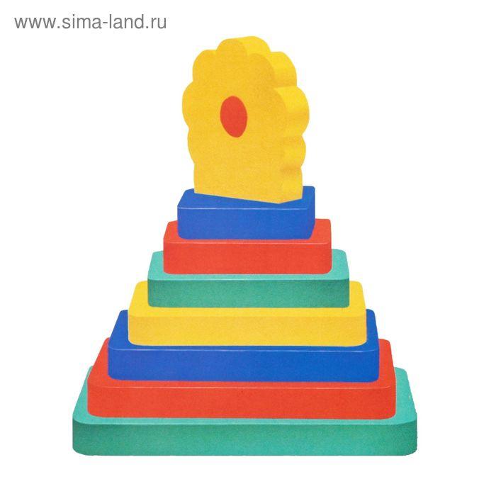 """Пирамидка """"Цветочек"""""""