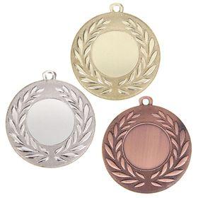 Медаль под нанесение 024, серебро Ош