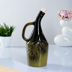 "Бутылка для масла 900 мл ""Оливки"""
