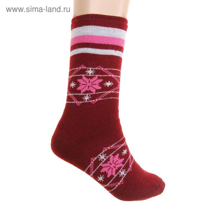 Носки женские, размер 23-25, цвет МИКС