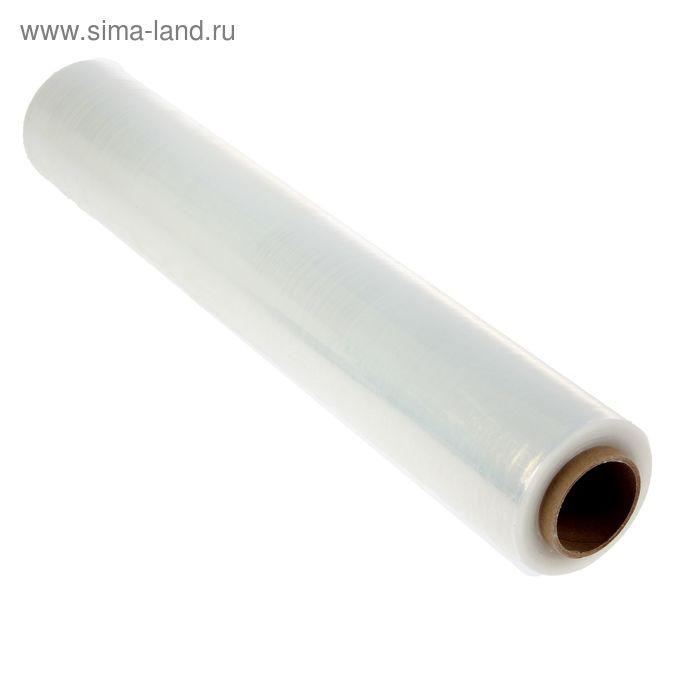 Стрейч-плёнка 500 мм х 192 м, 1,5 кг, стандарт