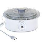 Йогуртница Galaxy GL 2690, 20 Вт, 7 баночек, 1.5 л