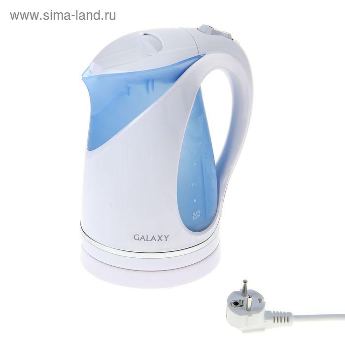 Чайник электрический Galaxy GL 0215, 1.7 л, 2200 Вт