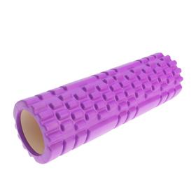 Роллер для йоги, цвета МИКС
