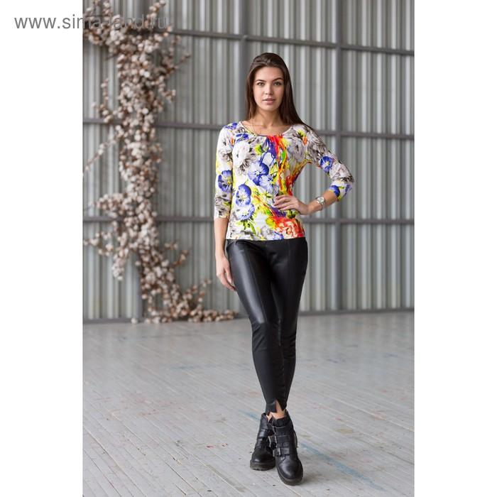 """Джемпер женский """"Мадейра"""", рост 158-164 см, размер 54, цвет оранжевый (арт. MV2341/01)"""
