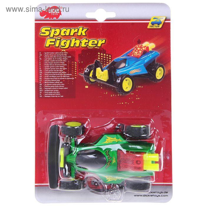 Гоночная машинка Spark Fighter фрикционная, 4 вида МИКС