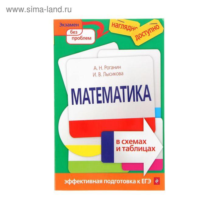 Математика в схемах и таблицах. Автор: Лысикова И.В.