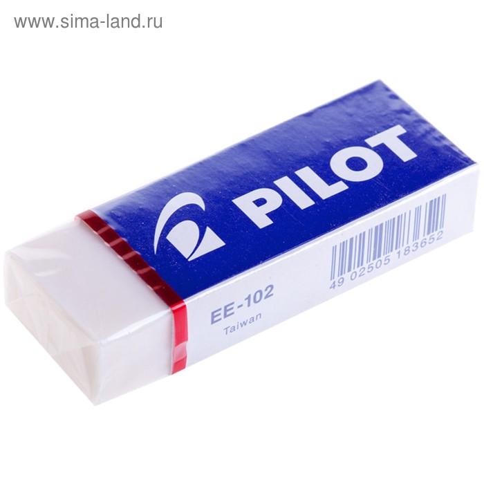Ластик Pilot синтетика 45*20*12мм