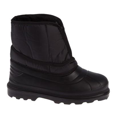 Ботинки мужские ЭВА арт. БЭ-0225 (черный) (р. 43/44)