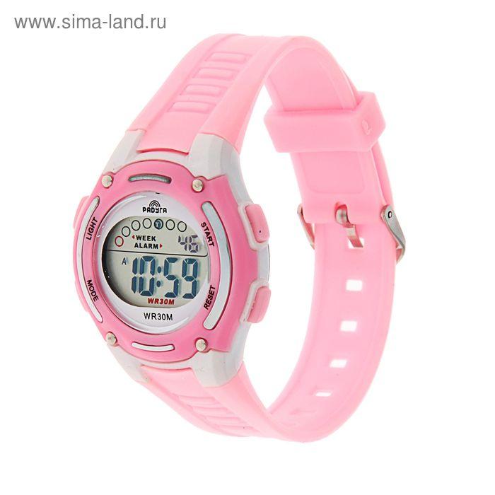 """Часы наручные женские """"Радуга"""" 414 розовые"""