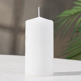 Свеча классическая 6х12,5 см, белая