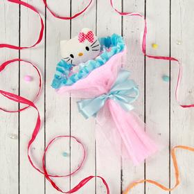 Букет из игрушек 'Крошечка' розовый, микс Ош