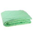 """Одеяло """"Этель"""" Алоэ-Вера 172*205 см, сатин, 300 гр/м2"""