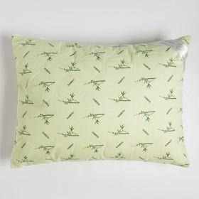 """Подушка """"Этель"""" , подстёжка — бамбук, 50х70 см, тик"""
