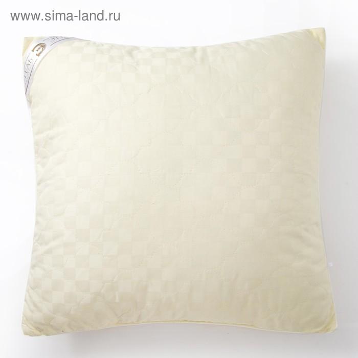 "Подушка ""Этель"" , подстёжка — шёлк, 70х70 см, сатин"
