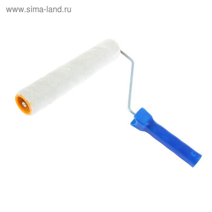 Валик TUNDRA basic, полиакрил-шерсть, 250 мм. диаметр 40 мм, ворс 6 мм