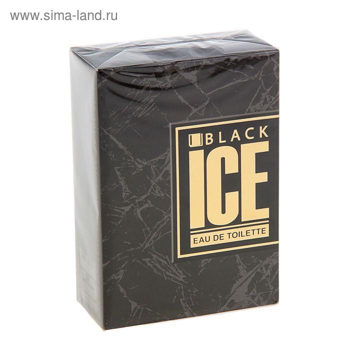 Туалетная вода мужская Ice Black, 100 мл