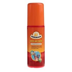 Cпрей для обуви Pregrada защита от запаха 24 часа, 100мл Ош