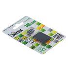 Флеш карта microSDHC MIREX 16Gb (class 10) + адаптер