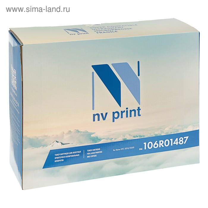 Картридж NVP совместимый Xerox 106R01487 для WC 3210/3220 (4100k)
